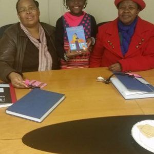 """Presentation of """"Smelly Cats"""" to Gauteng Education Department Staff"""