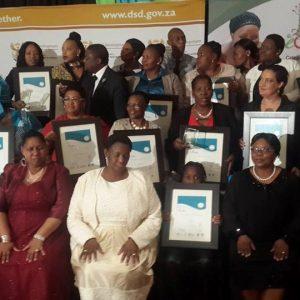Award Ceremony Best Early Childhood Development (ECD)